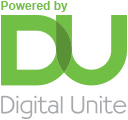 Powered by Digital Unite